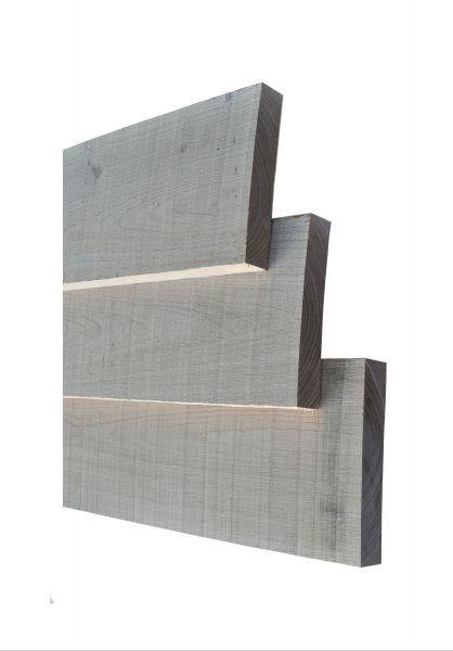 Wandplank 15 Cm.Ecohout Eik Plank 15 Cm